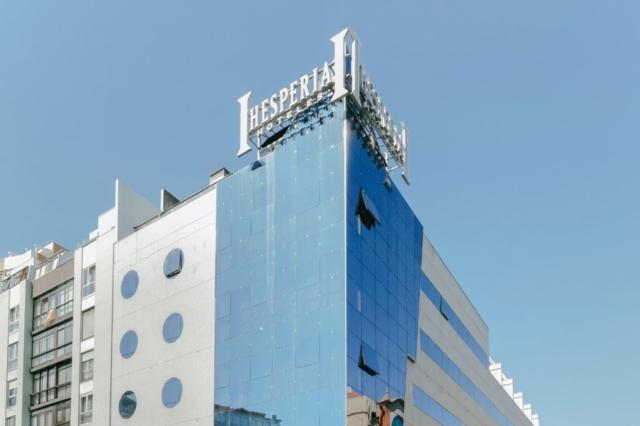 Hotel hesperia Coruña 4 *