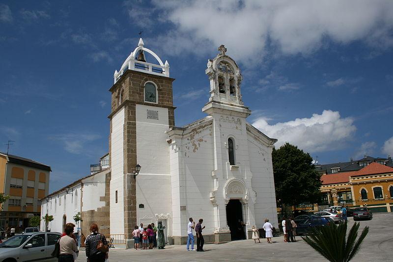 Iglesia Parroquial Ares