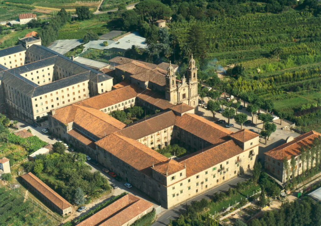 Monasterio San Xoan de Poio