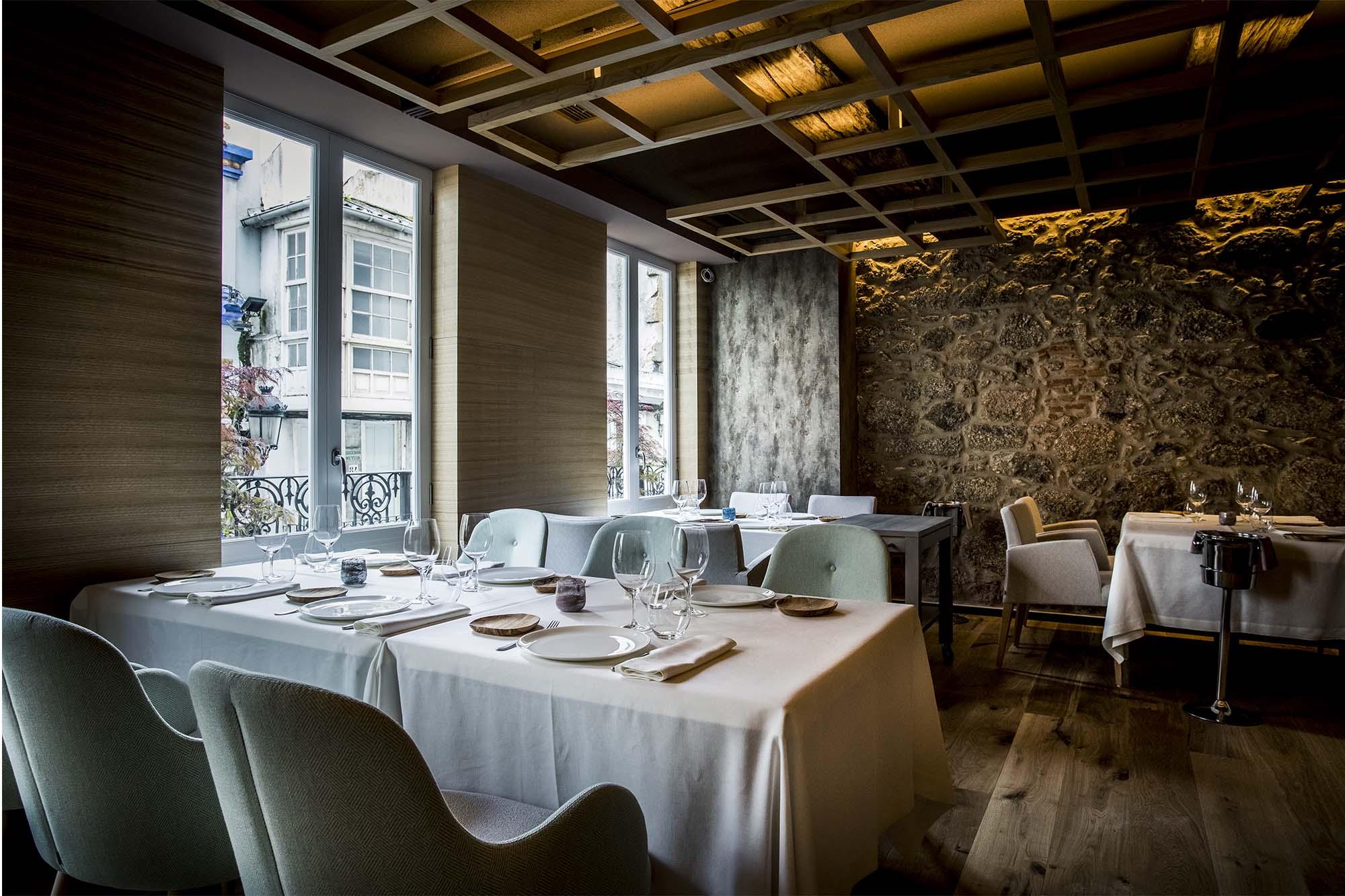 Restaurante A Mundiña Coruña 2