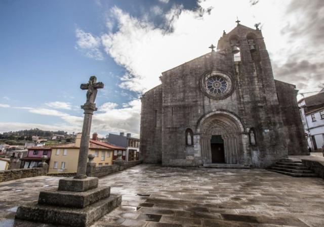 Iglesia Santa María - Betanzos