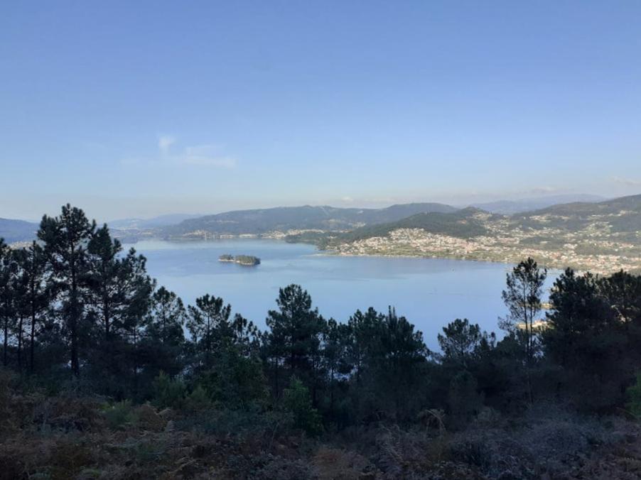 Vista subida Monte Penide