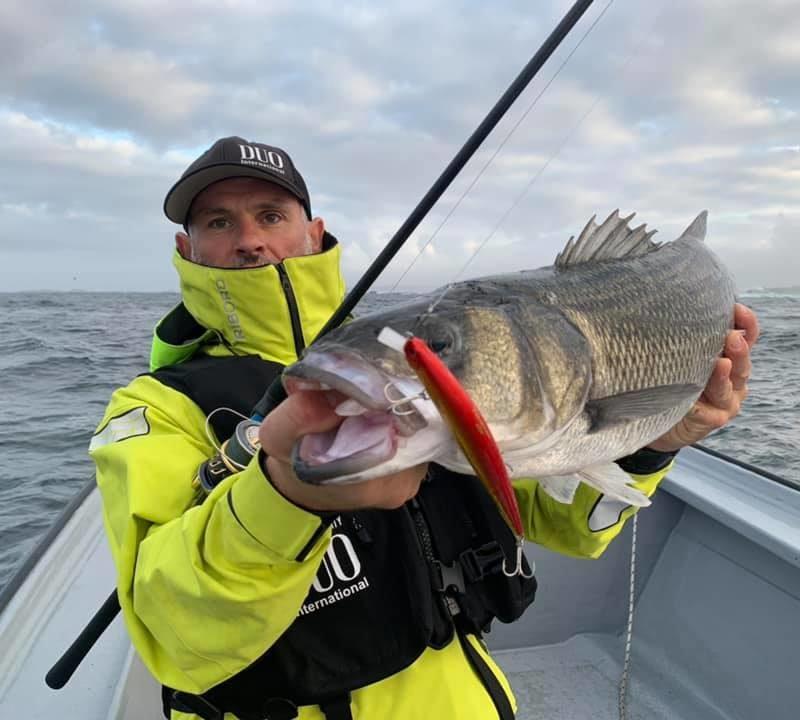 jornada de pesca Galicia