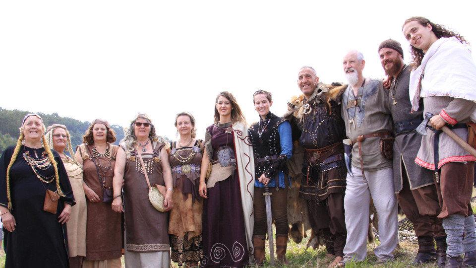 Festas en O Vicedo Romaxe Vikinga