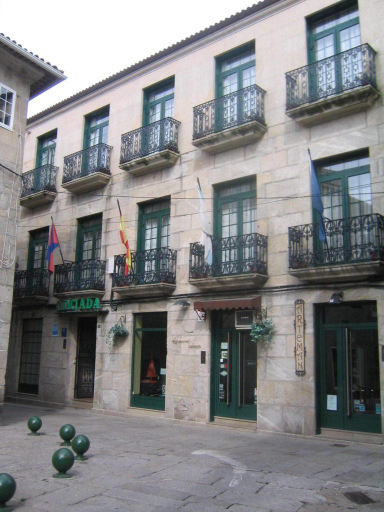 Hotel Anunciada Baiona