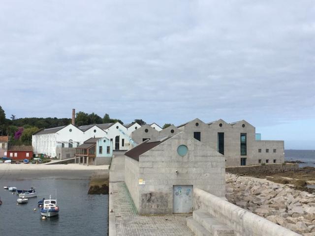 Museo del Mar Galicia en Vigo Edificio 1