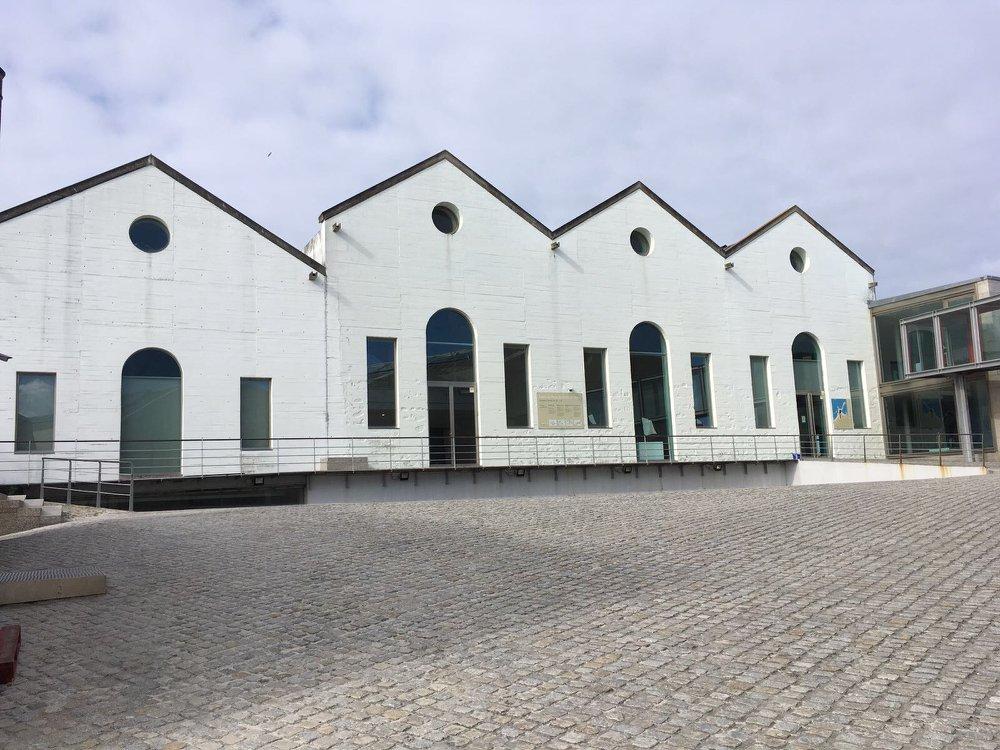 Museo del Mar Galicia en Vigo Edificio 2