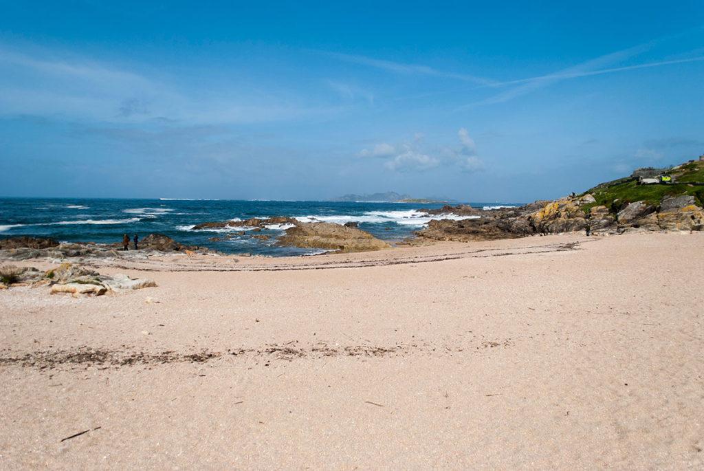 Playa Concheira - Baiona