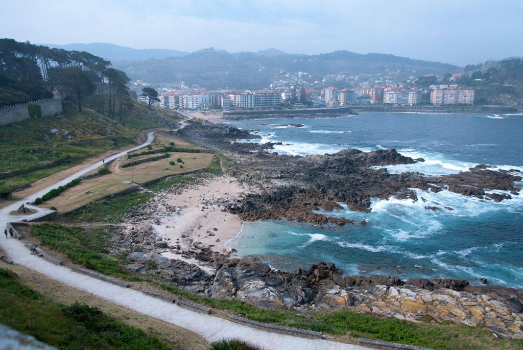 Playa Frades - Baiona