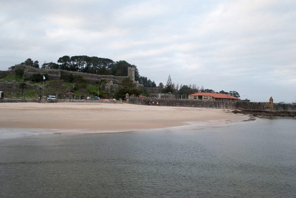 Playa Ribeira - Baiona