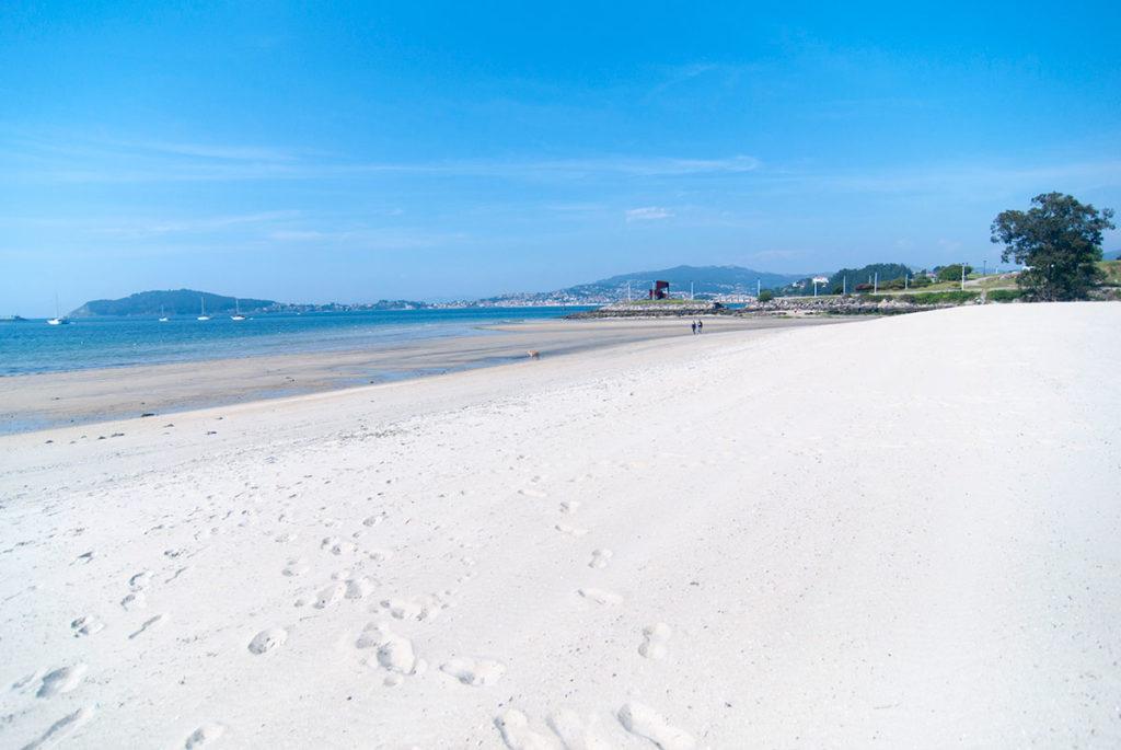 Playa Santa Marta - Baiona