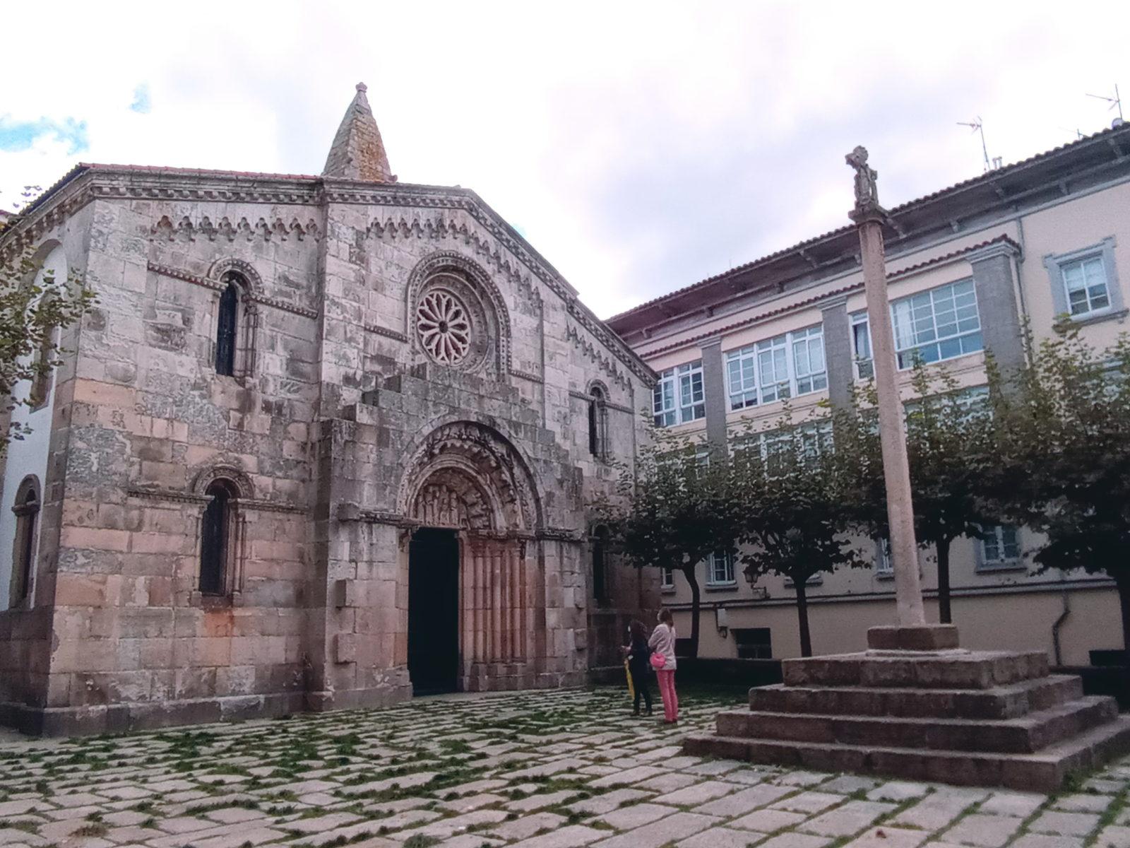 Que ver en Coruña La Colegiata 2
