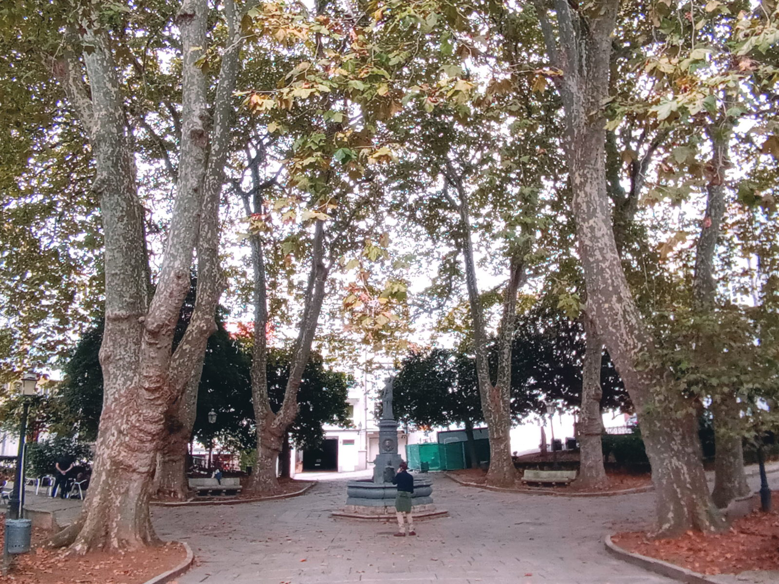Que ver en Coruña Plaza de Azcarraga