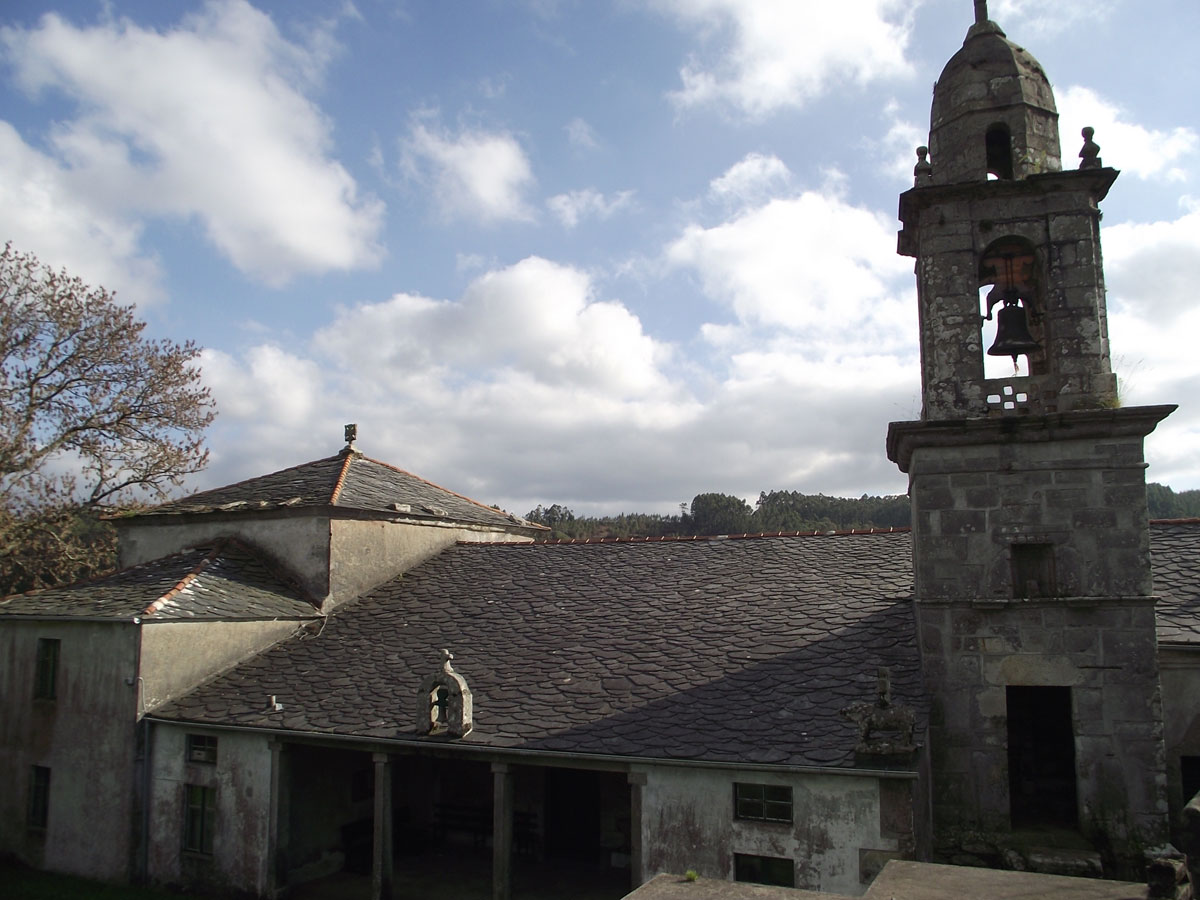 Que ver en O Vicedo Iglesia Cabanas
