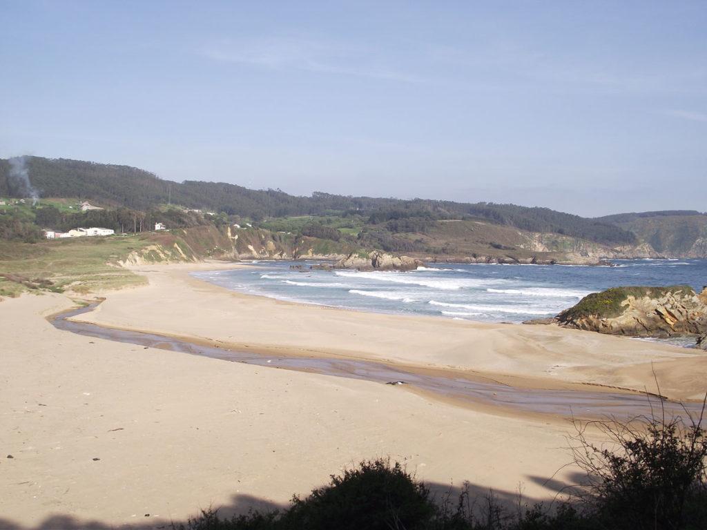 Que ver en O Vicedo Playa Area Grande 2
