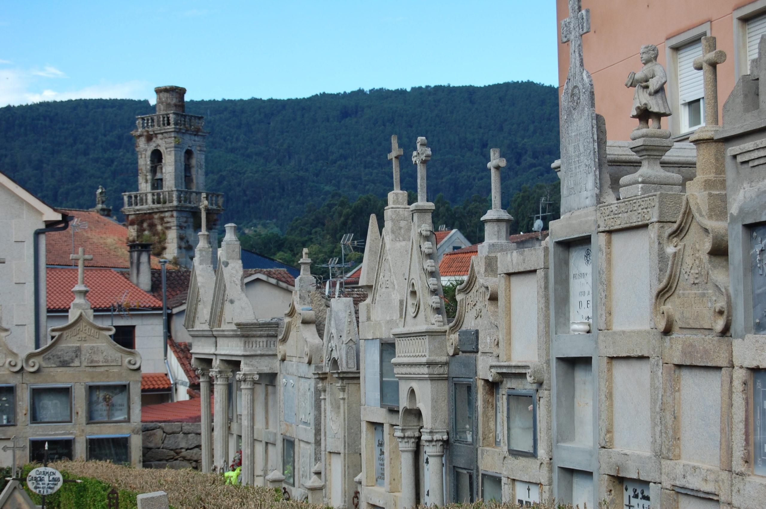 El cementerio de Os Eidos
