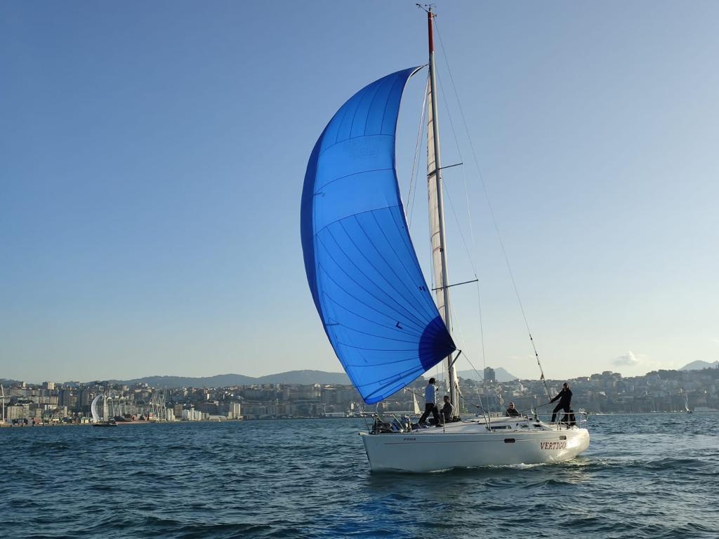 paseo en velero a Cíes