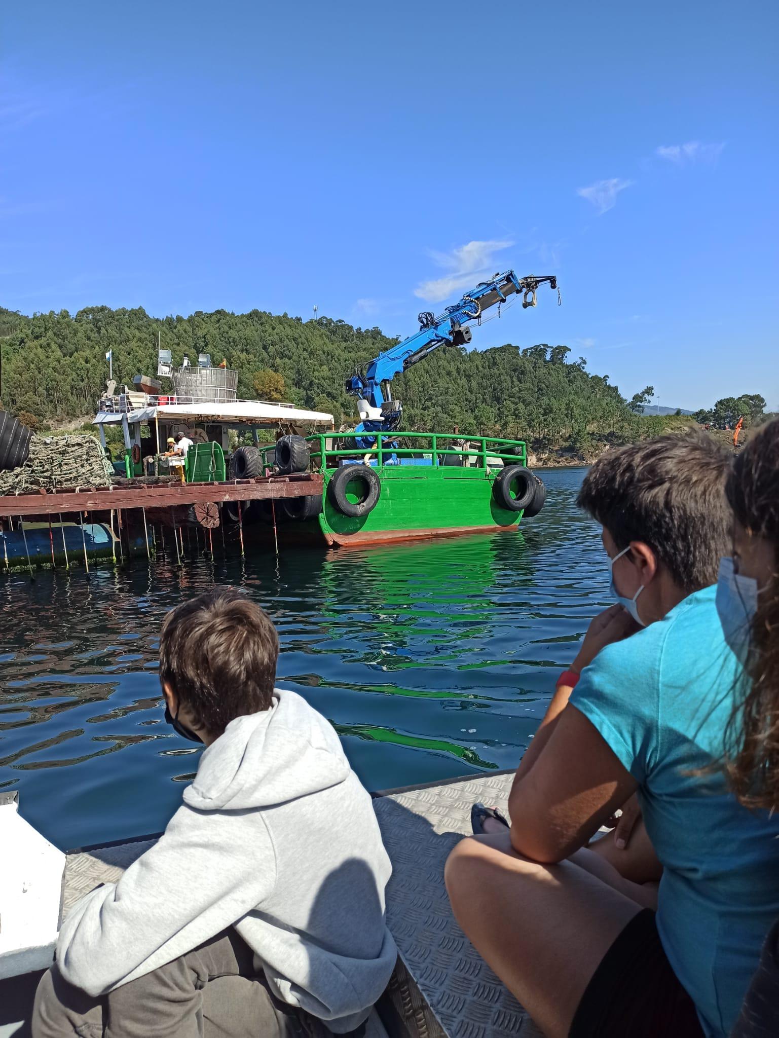 turismo marinero Vigo